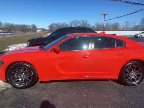 2018 Dodge Charger for sale at EAGLE ONE AUTO SALES in Leesburg OH