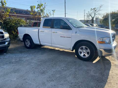 2011 RAM Ram Pickup 1500 for sale at Philadelphia Public Auto Auction in Philadelphia PA