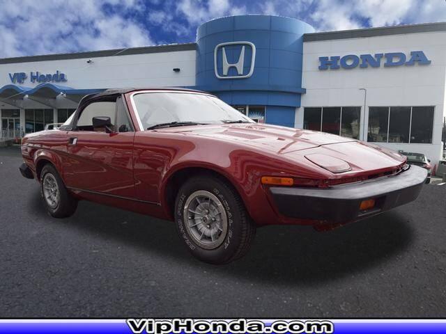 1980 Triumph TR7 for sale in North Plainfield, NJ