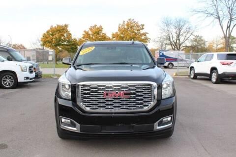 2018 GMC Yukon for sale at Road Runner Auto Sales WAYNE in Wayne MI