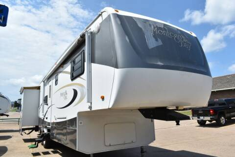 2007 KZ Montego Bay 37RD for sale at Buy Here Pay Here RV in Burleson TX