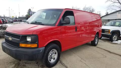 2007 Chevrolet Express Cargo for sale at Advantage Auto Sales & Imports Inc in Loves Park IL