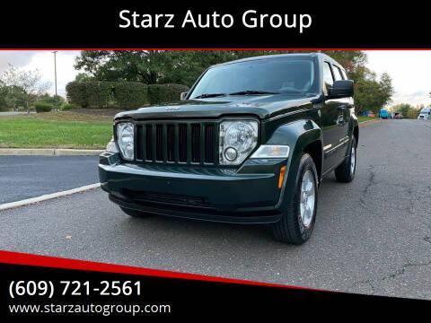 2010 Jeep Liberty for sale at Starz Auto Group in Delran NJ