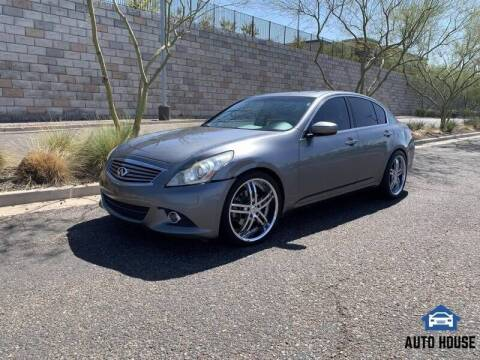 2010 Infiniti G37 Sedan for sale at MyAutoJack.com @ Auto House in Tempe AZ