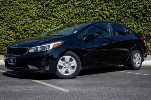 2017 Kia Forte for sale at 605 Auto  Inc. in Bellflower CA