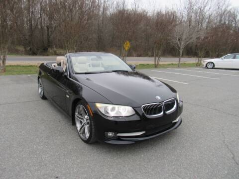 2011 BMW 3 Series for sale at Pristine Auto Sales in Monroe NC