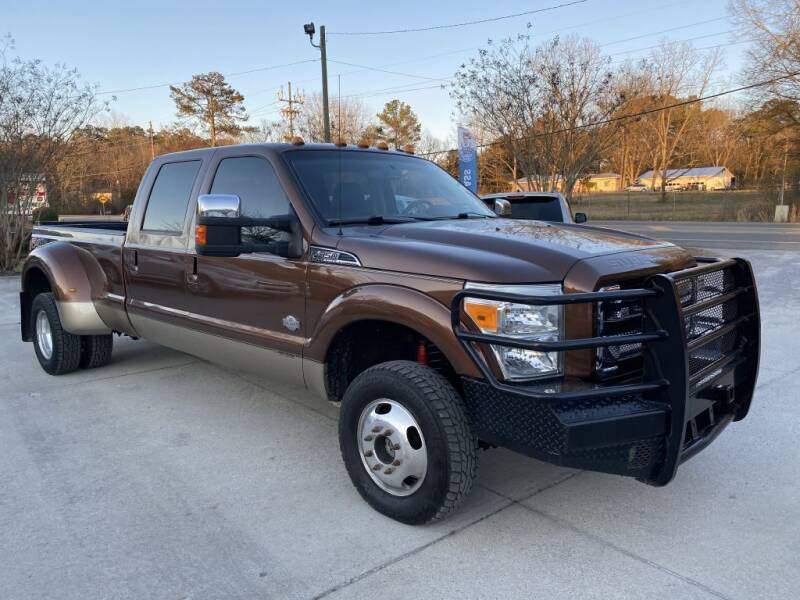 2011 Ford F-350 Super Duty for sale at Auto Class in Alabaster AL