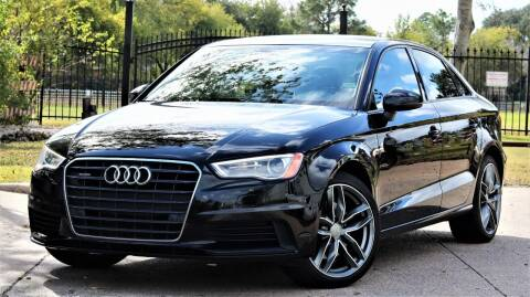 2016 Audi A3 for sale at Texas Auto Corporation in Houston TX