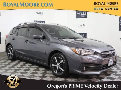 2020 Subaru Impreza for sale at Royal Moore Custom Finance in Hillsboro OR
