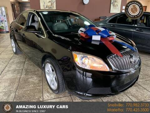 2016 Buick Verano for sale at Amazing Luxury Cars in Snellville GA