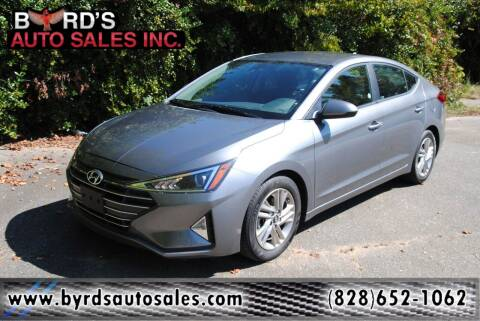 2019 Hyundai Elantra for sale at Byrds Auto Sales in Marion NC