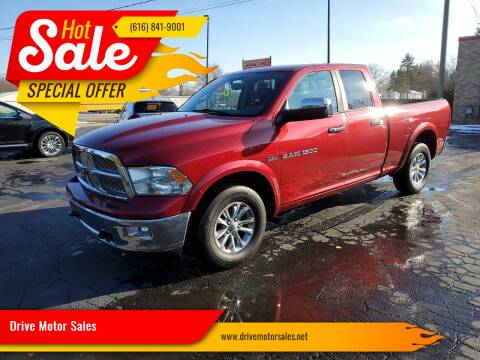 2012 RAM Ram Pickup 1500 for sale at Drive Motor Sales in Ionia MI