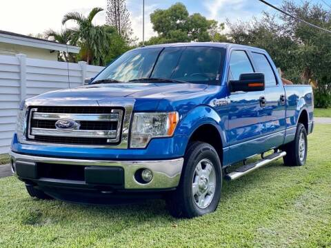 2013 Ford F-150 for sale at Venmotors LLC in Hollywood FL