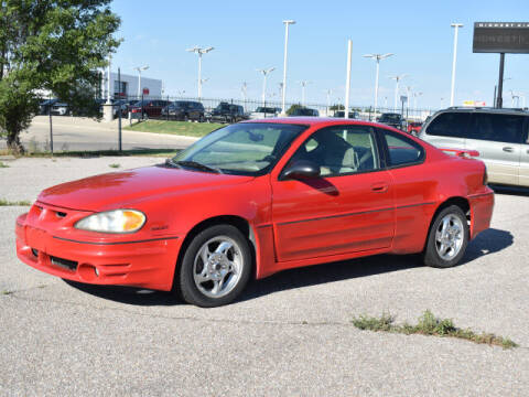 2003 Pontiac Grand Am for sale at Dave Johnson Sales in Wichita KS