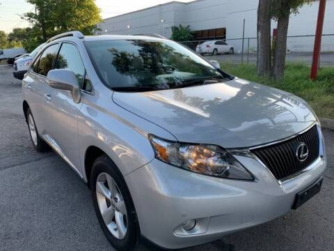 2011 Lexus RX 350 for sale at AWESOME CARS LLC in Austin TX