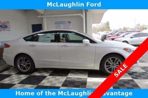 2020 Ford Fusion for sale at McLaughlin Ford in Sumter SC