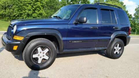 2007 Jeep Liberty for sale at Superior Auto Sales in Miamisburg OH