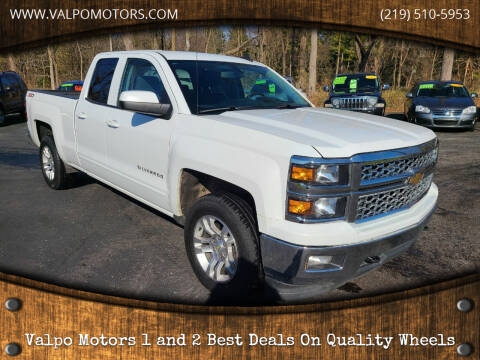 2015 Chevrolet Silverado 1500 for sale at Valpo Motors 1 and 2  Best Deals On Quality Wheels in Valparaiso IN