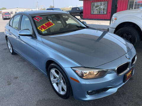 2013 BMW 3 Series for sale at Top Line Auto Sales in Idaho Falls ID