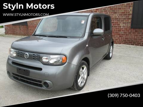 2010 Nissan cube for sale at Styln Motors in El Paso IL