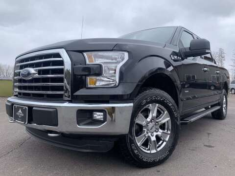 2015 Ford F-150 for sale at LUXURY IMPORTS in Hermantown MN