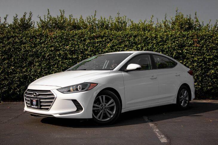 2017 Hyundai Elantra for sale in Bellflower, CA