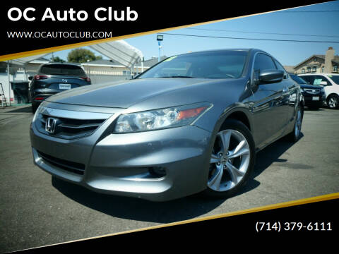 2012 Honda Accord for sale at OC Auto Club in Midway City CA