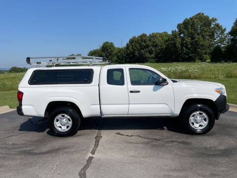 2018 Toyota Tacoma for sale at V Automotive in Harrison AR