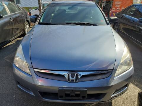 2007 Honda Accord for sale at LUXURY OF QUEENS,INC in Long Island City NY