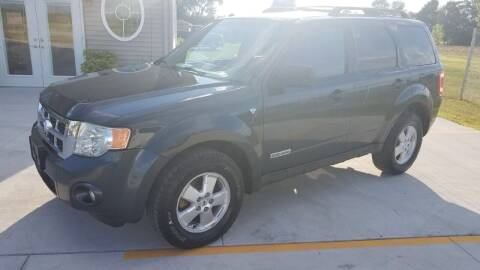 2008 Ford Escape for sale at The Auto Depot in Mount Morris MI