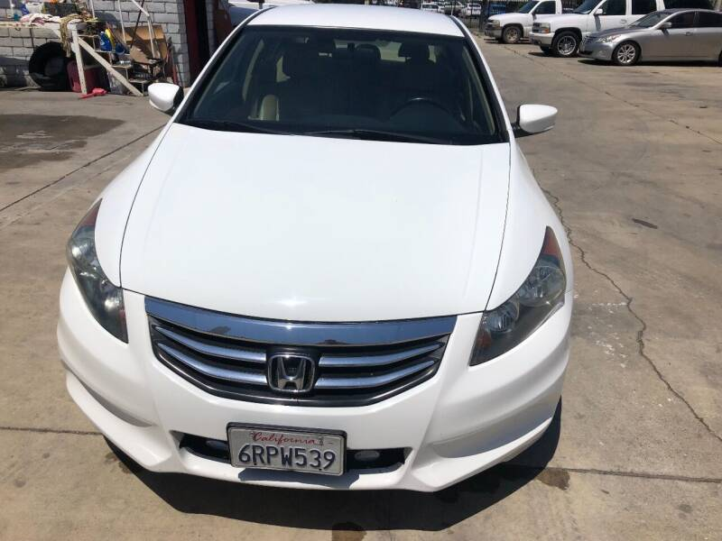 2011 Honda Accord for sale at OCEAN IMPORTS in Midway City CA