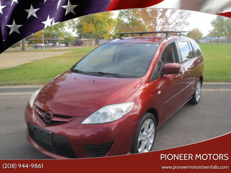 2009 Mazda MAZDA5 for sale at Pioneer Motors in Twin Falls ID