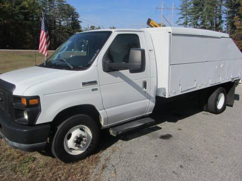 2011 Ford E-Series Chassis for sale at Jons Route 114 Auto Sales in New Boston NH