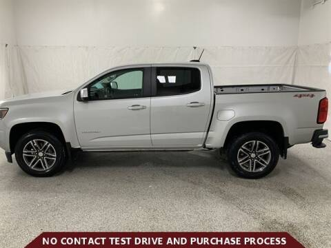 2019 Chevrolet Colorado for sale at Brothers Auto Sales in Sioux Falls SD