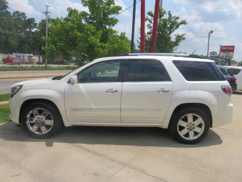 2014 GMC Acadia for sale at Azteca Auto Sales LLC in Des Moines IA