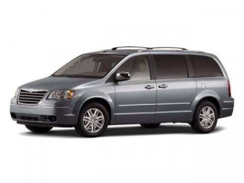 2008 Chrysler Town and Country for sale at JEFF HAAS MAZDA in Houston TX