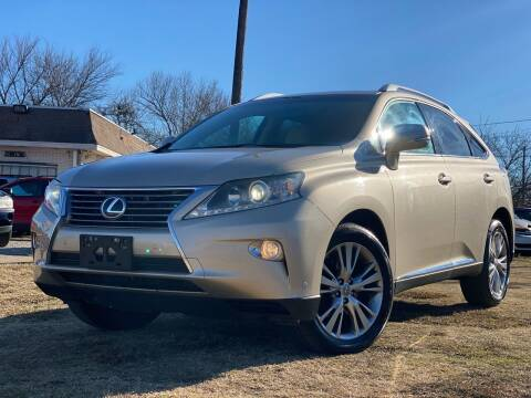 2014 Lexus RX 350 for sale at Cash Car Outlet in Mckinney TX