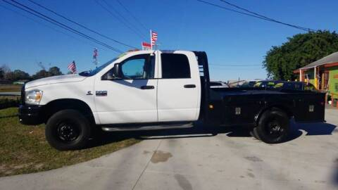 2008 Dodge Ram Chassis 3500 for sale at GP Auto Connection Group in Haines City FL