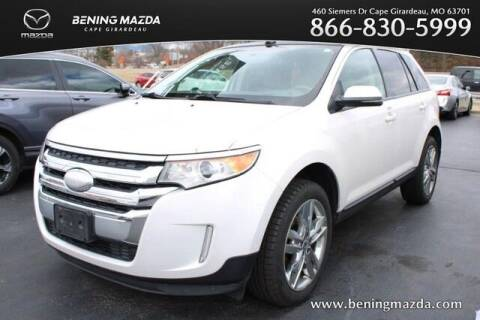 2013 Ford Edge for sale at Bening Mazda in Cape Girardeau MO