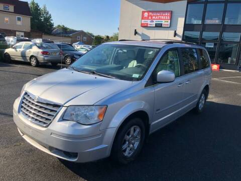 2008 Chrysler Town and Country for sale at MAGIC AUTO SALES in Little Ferry NJ