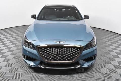2018 Genesis G80 for sale at Southern Auto Solutions-Jim Ellis Hyundai in Marietta GA
