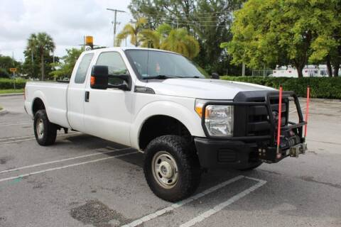 2014 Ford F-250 Super Duty for sale at Truck and Van Outlet - All Inventory in Hollywood FL