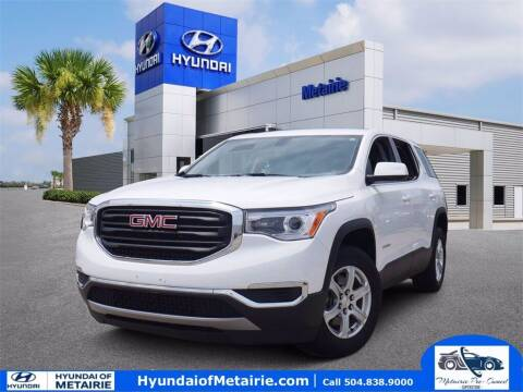 2019 GMC Acadia for sale at Metairie Preowned Superstore in Metairie LA