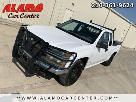 2007 Chevrolet Colorado for sale at Alamo Car Center in San Antonio TX