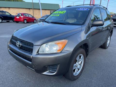 2010 Toyota RAV4 for sale at Cars for Less in Phenix City AL