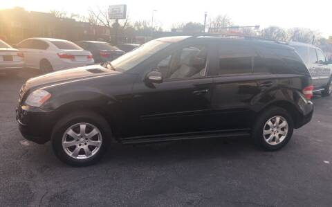 2007 Mercedes-Benz M-Class for sale at BWK of Columbia in Columbia SC
