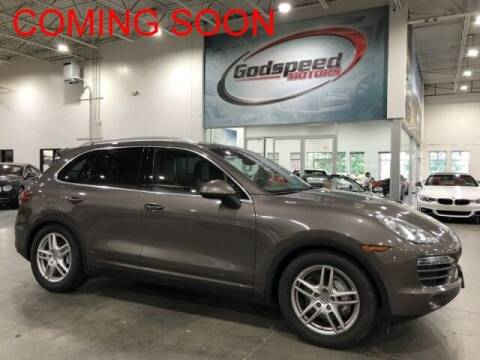 2012 Porsche Cayenne for sale at Godspeed Motors in Charlotte NC