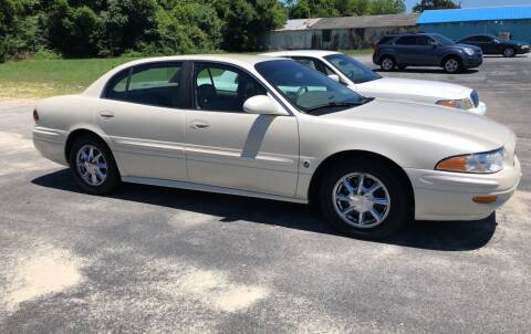 2003 Buick LeSabre for sale at Mac's Auto Sales in Camden SC