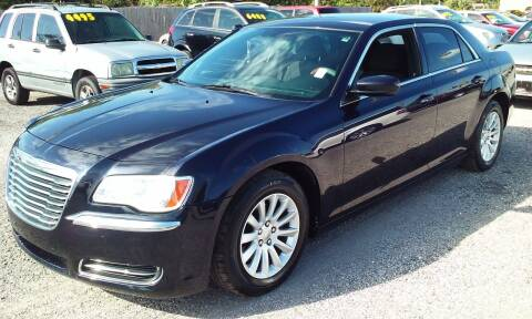 2012 Chrysler 300 for sale at Pinellas Auto Brokers in Saint Petersburg FL