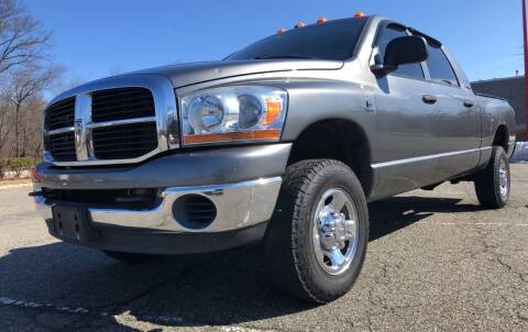 2006 Dodge Ram Pickup 2500 for sale at Action Automotive Service LLC in Hudson NY